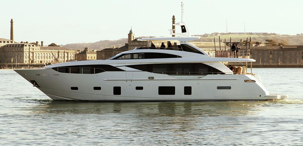 Princess Three Charter Yacht