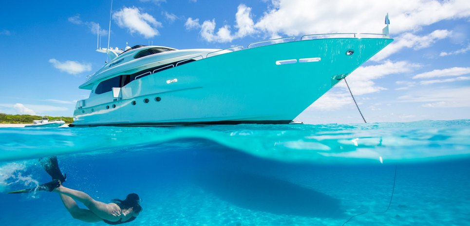 IV Tranquility Charter Yacht
