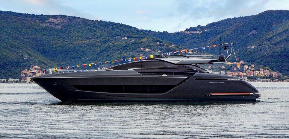 Riva 88 Folgore/ 02 Charter Yacht