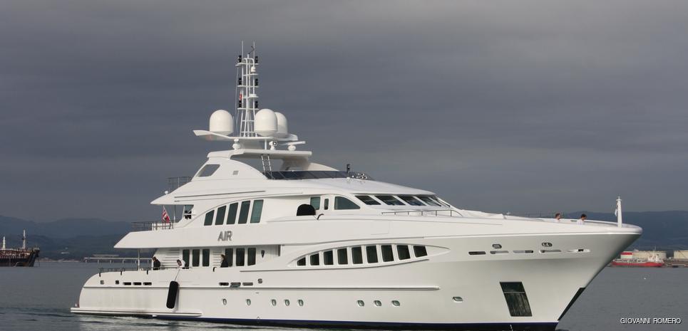 Ray Charter Yacht