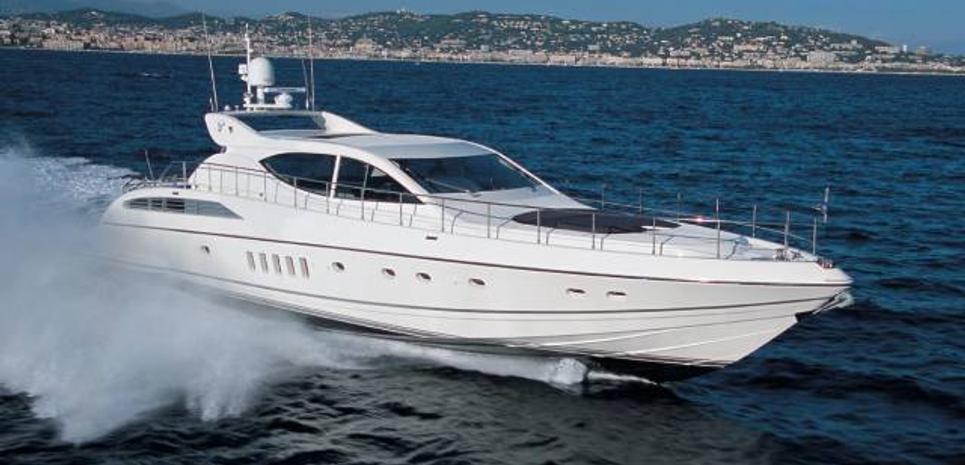 Horace Charter Yacht