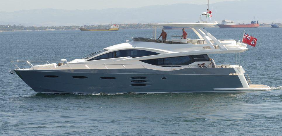 Bionda Charter Yacht