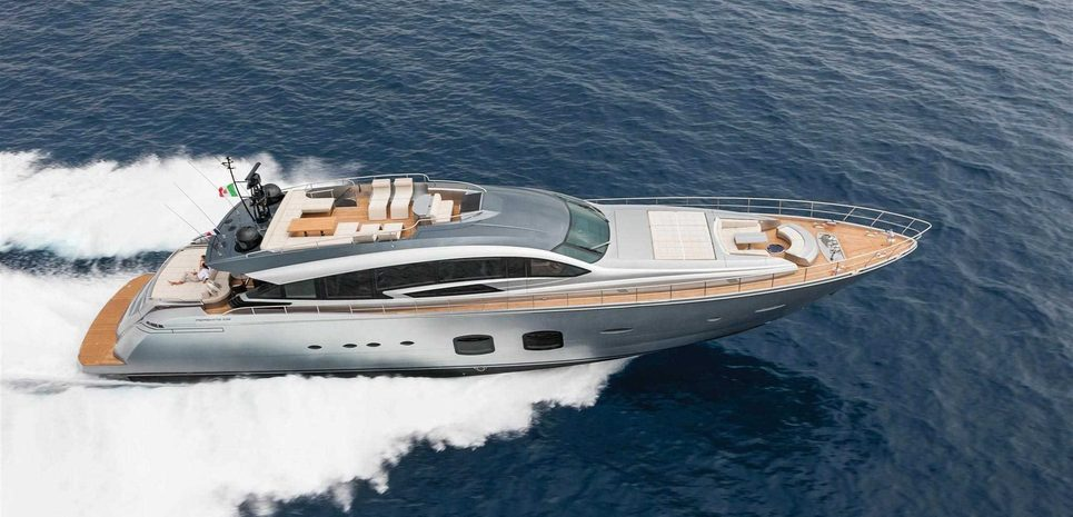 Pure Escape Charter Yacht