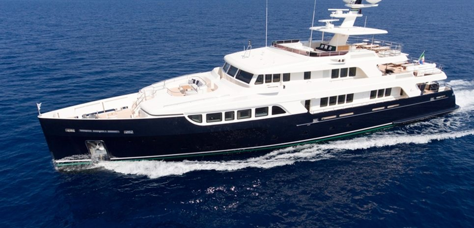 Gio Chi The Charter Yacht