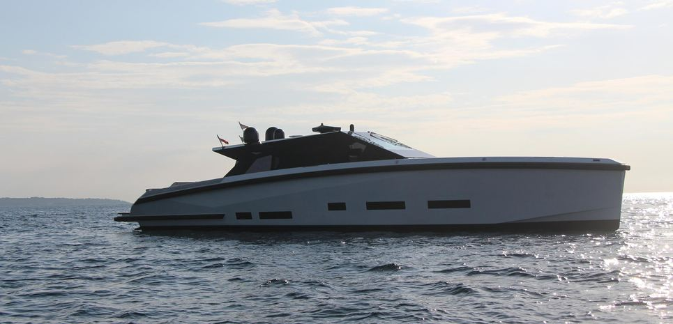 Aifos Charter Yacht