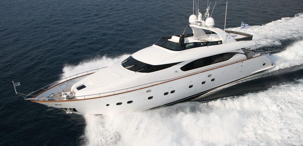 Sefira Charter Yacht