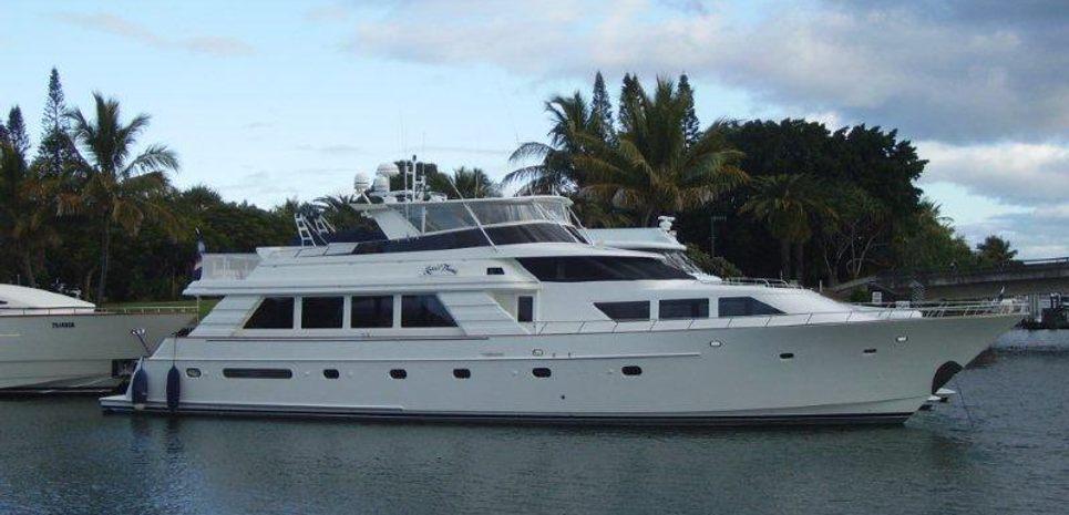 Lara's Theme Charter Yacht