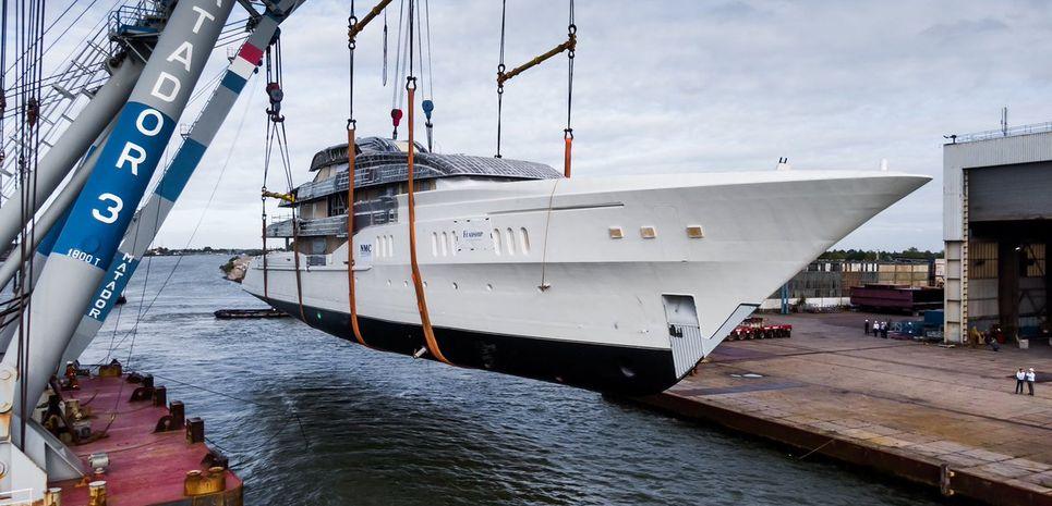 Feadship 819 Charter Yacht