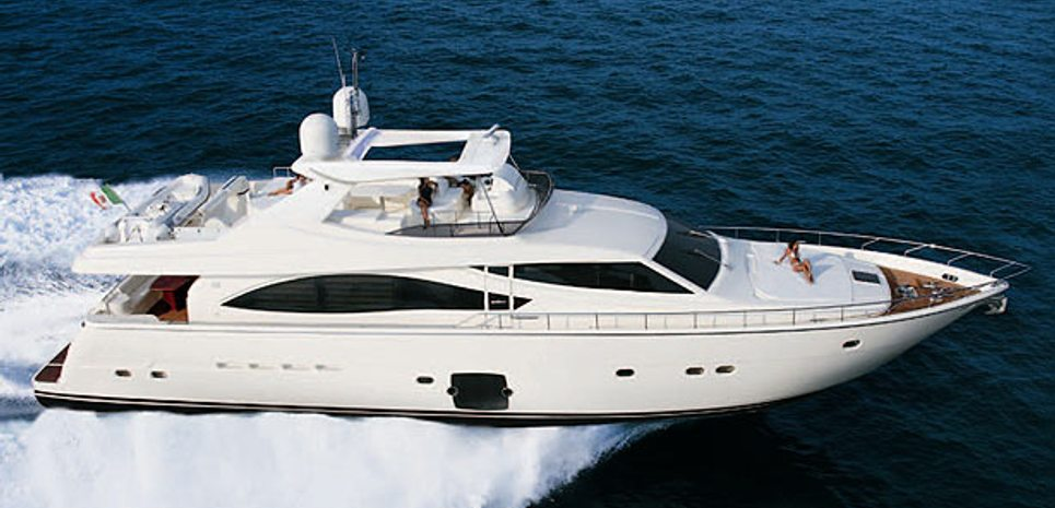 Fora Charter Yacht