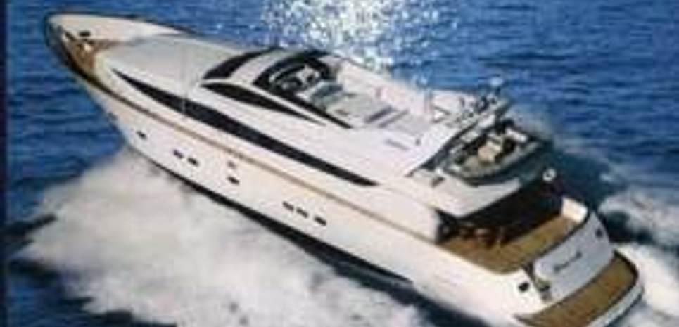 Antago 28m Charter Yacht