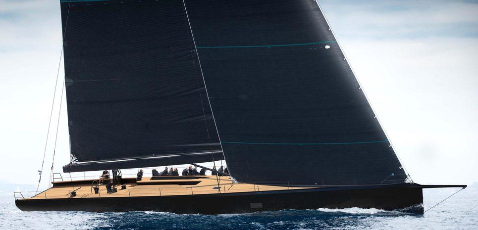 Nahita Charter Yacht