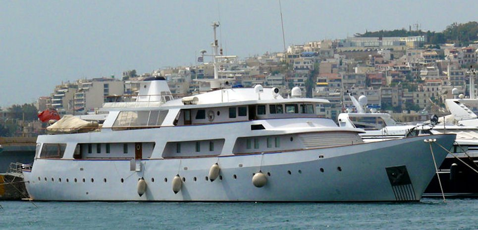 Etoile Du Nord Charter Yacht