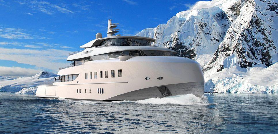 Hawk Ranger 68m Charter Yacht