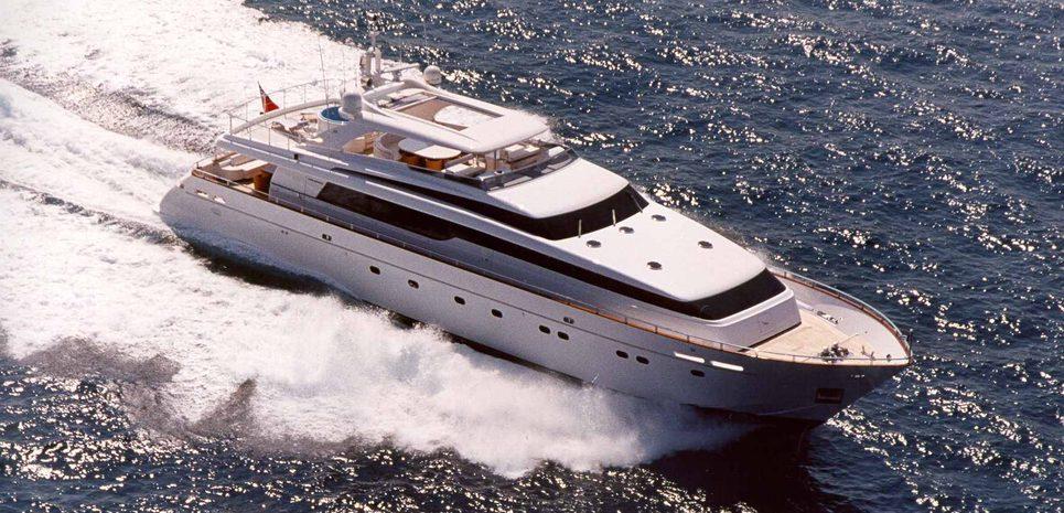 Quattro Assi Charter Yacht