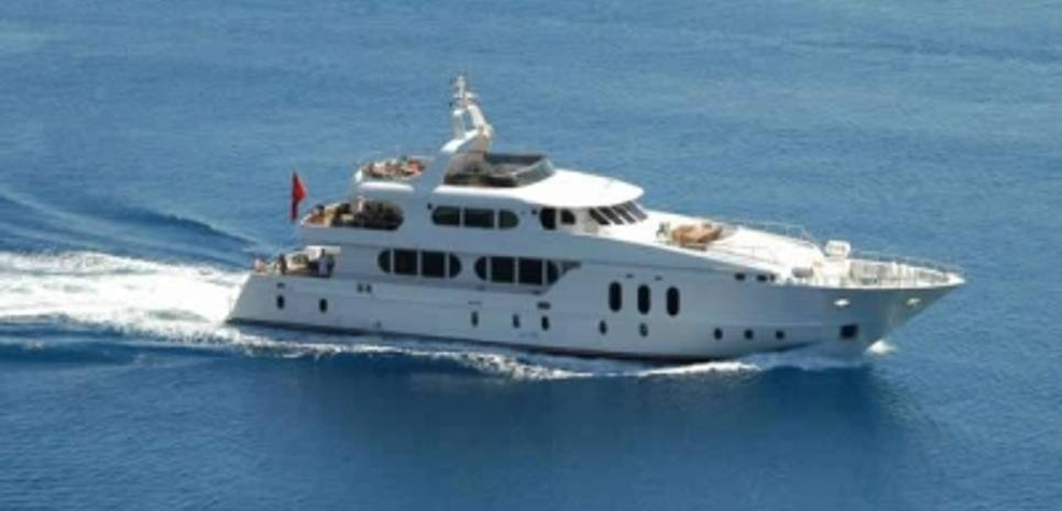 Prenses Tulay Oruc Charter Yacht