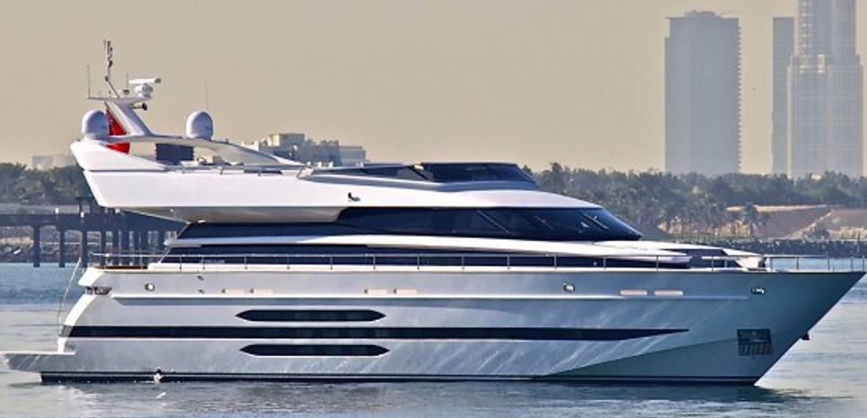 Nasima Charter Yacht