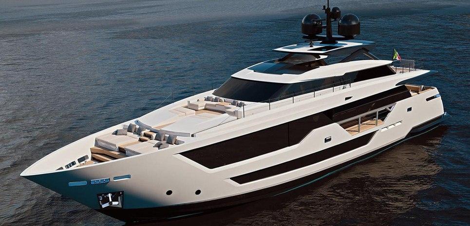 CUSTOM LINE 106 /07 Charter Yacht