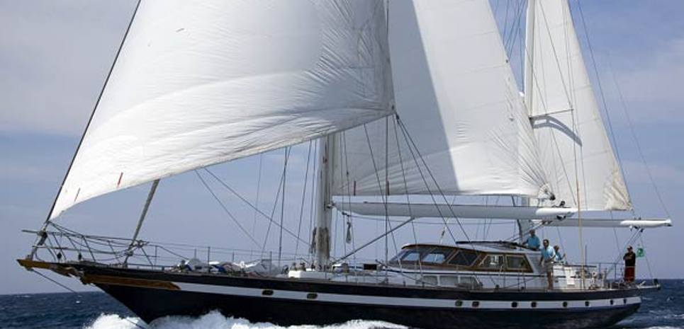 Black Molly Charter Yacht