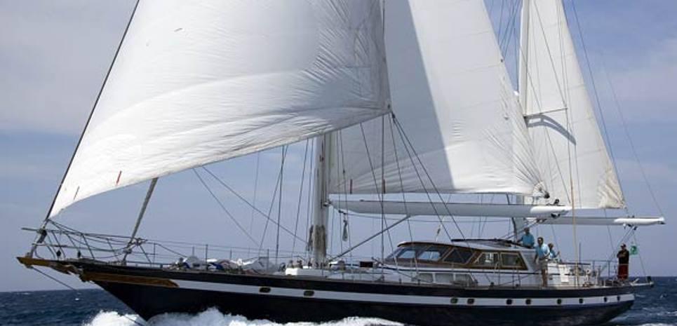 Black Molly Charter Yacht