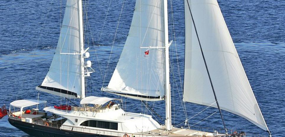 Levantin Charter Yacht