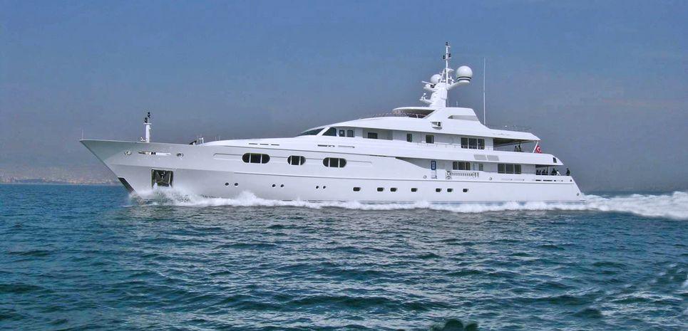 Petara Charter Yacht