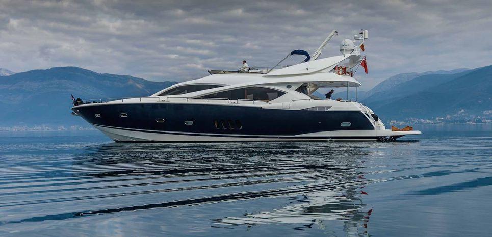 Basya Nicoli Charter Yacht