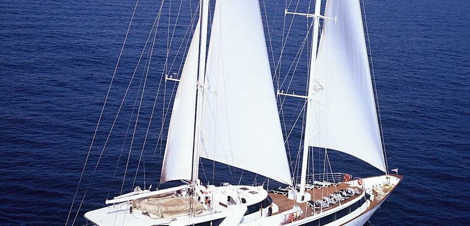 Pan Orama II Charter Yacht