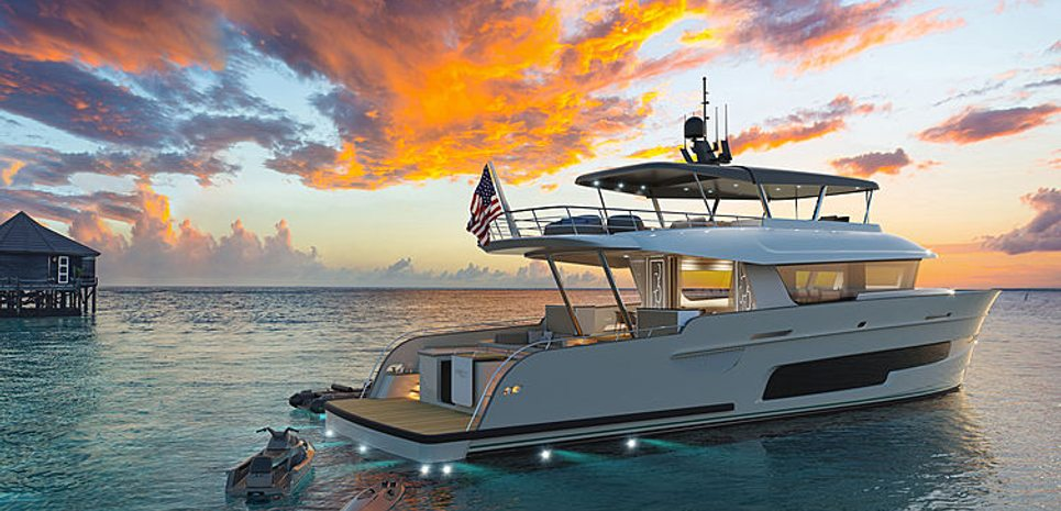LV01 Charter Yacht