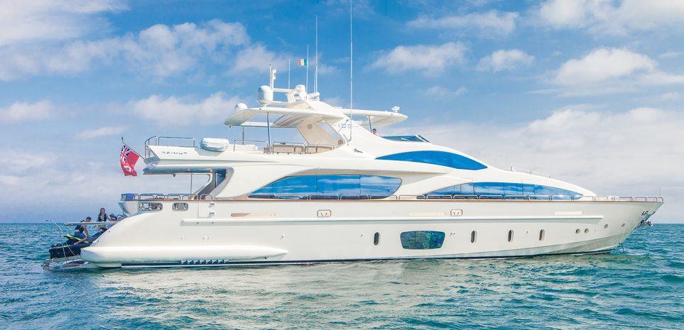 Amanecer Charter Yacht