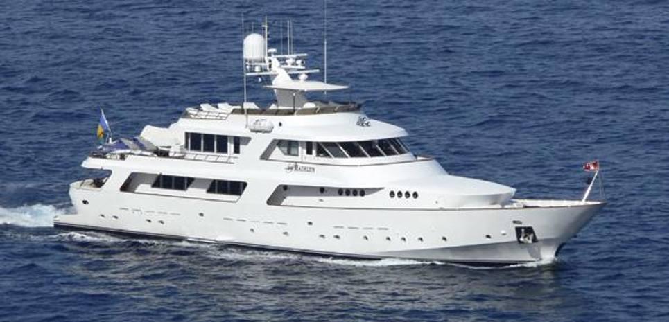 Nordic Star Charter Yacht