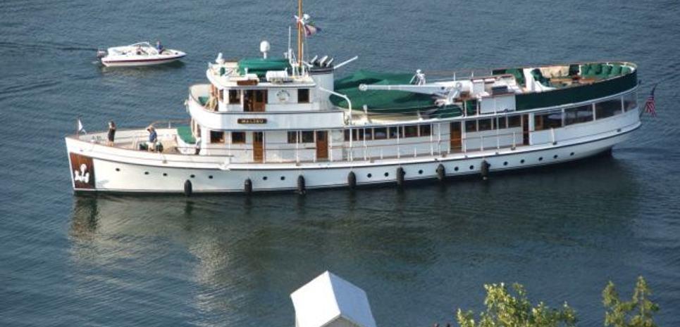 Malibu Charter Yacht
