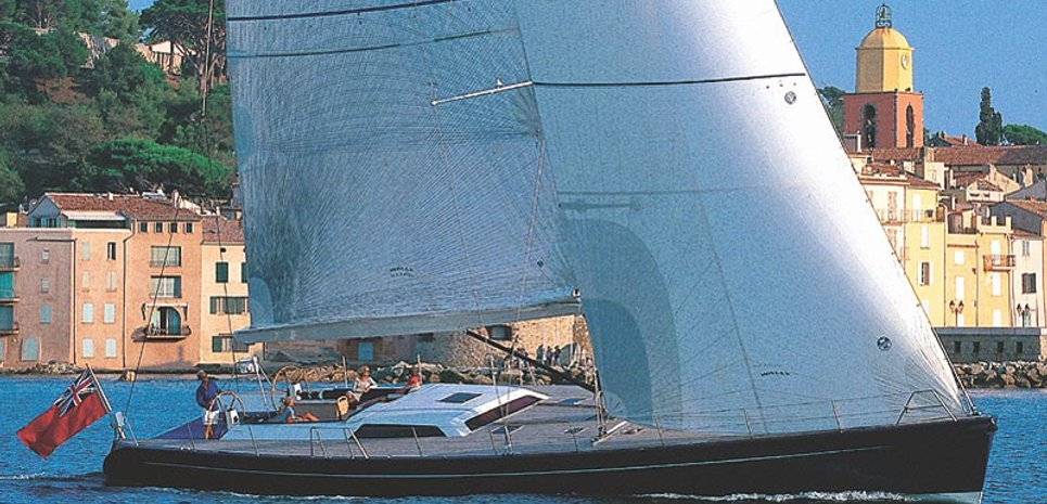 J One Charter Yacht