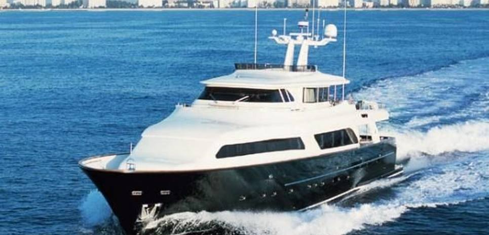 Favourite Charter Yacht