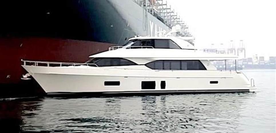 Sapphire Star Charter Yacht