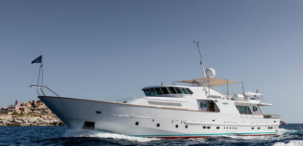 Vespucci Charter Yacht