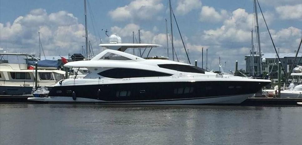 Sofi V Charter Yacht