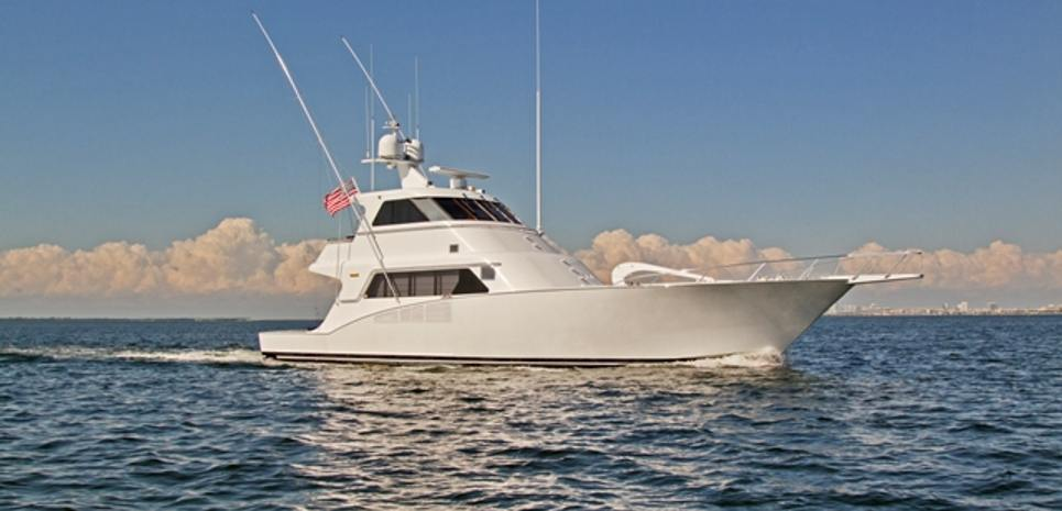 Elizabeth Charter Yacht