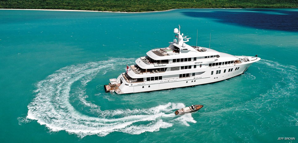 Invictus Charter Yacht