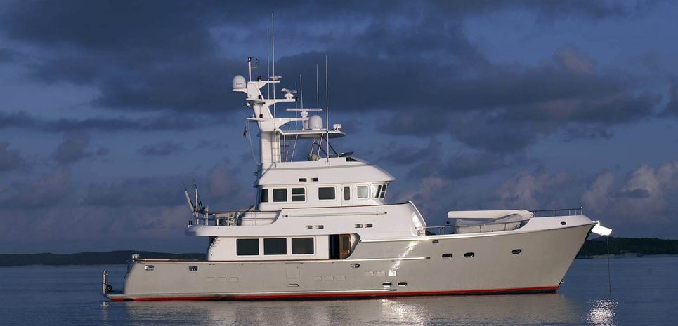 Trixie Charter Yacht