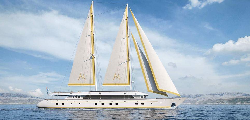 Anima Maris Charter Yacht