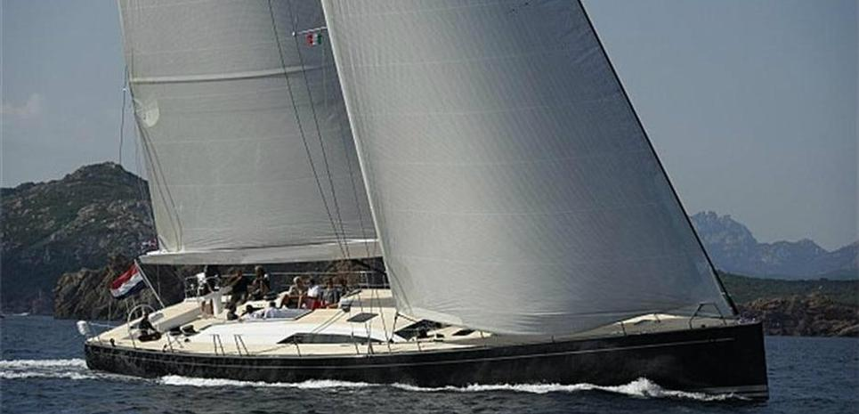 MY1 Charter Yacht