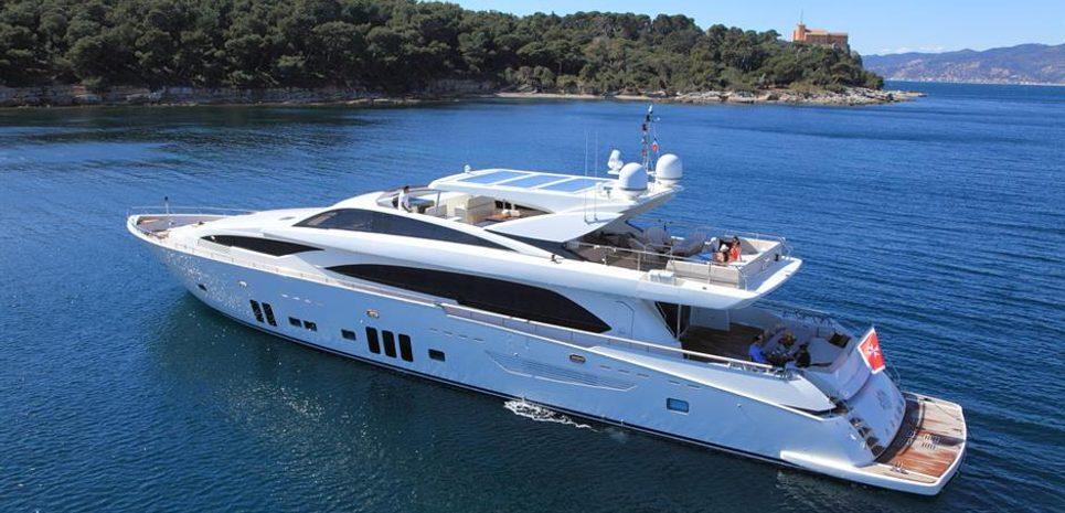 Couach 3707 Charter Yacht