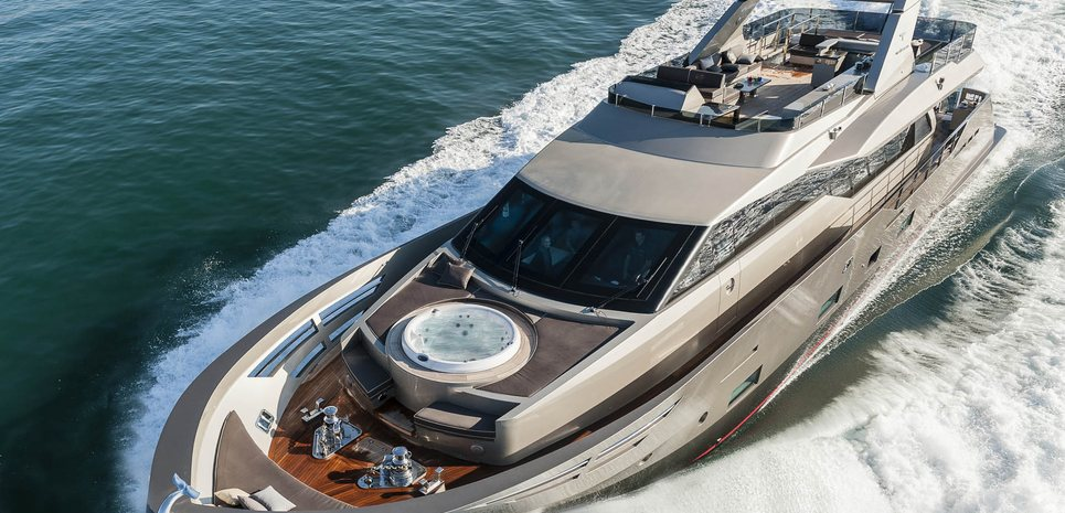 Shadow Charter Yacht