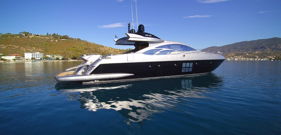 Super Toy Charter Yacht
