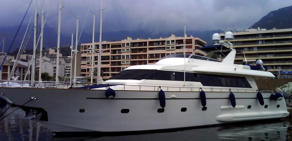 Sea Magic Charter Yacht