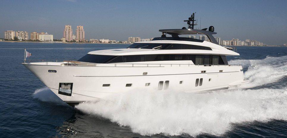 Monica Charter Yacht