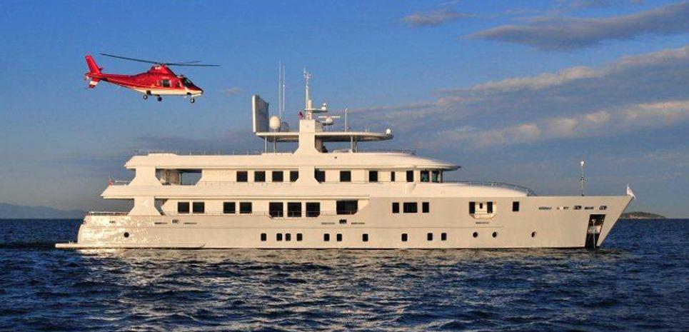 Deep Story Charter Yacht