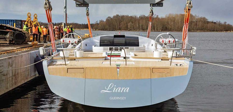 Liara Charter Yacht