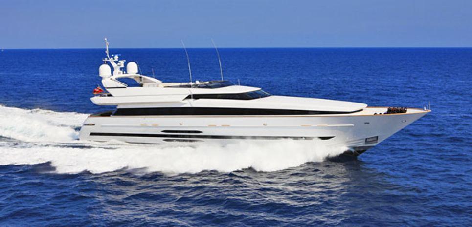 Blink Charter Yacht