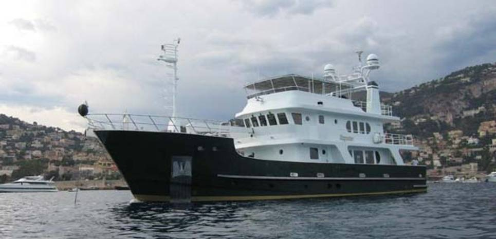 Impetus Charter Yacht